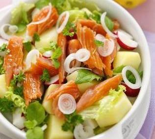 Салат с курицей орехами изюмом
